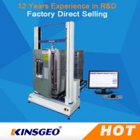 High Low Temperature Universal Testing Machines / Carton Compression Tester