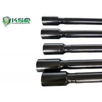 China Tungsten Carbide Threaded Drill Rod St58 St68 Drill Tube 6FT For Mining Drill Machinery on sale