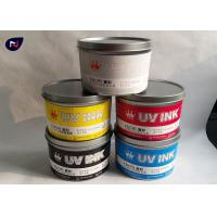 China High quality UV ink for the Offset printing on PET PE PVC accept customization on sale