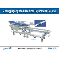 China Safe Adjustable Patient Transfer Trolley In Operating Room CE ISO Certified on sale