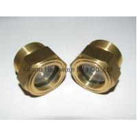 China Brass Oil Sight Glass(BSP & Metric Thread) wholesale