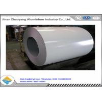 China Color Coating Aluminum Sheet Coil  3105 - H24 For Interior / Exterior Decoration wholesale