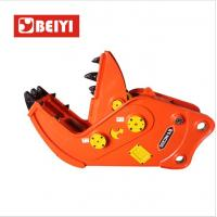 China Demolition Made Easy With BeiYi  BY-HC200 Hydraulic Crusher wholesale