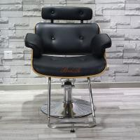 Quality Beiqi antique used salon chairs sales cheap hairdresser barber chair hair salon for sale
