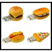 China Christmas Gift!OEM Food Shape memory disk PVC Usb Flash Drive with best price wholesale