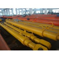 China Electric Mechanical Stainless Hydraulic Cylinder Single Acting Flat Gate wholesale