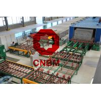 China Smooth Surface Fiber Cement Board Production Line High Production Capacity wholesale