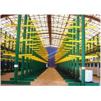 China 1200 Kg Load Capacity Cantilever Storage Racks Roll - Formed H Beam With 700mm for sale