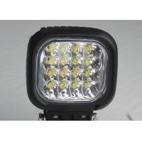 Quality Square Vehicle LED  Driving Lights 48W 6000K 4600 Lumen LED Work Lamp for Trucks Boats for sale