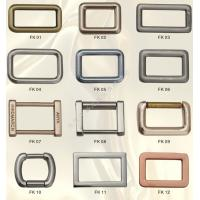 China Quadrate Buckle Parts & Accesories in Zinc Alloy Die Casting Mould Moulding wholesale