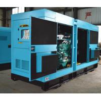 China Water cooled Silent Type 125KVA 100kw diesel generator / cummins diesel genset wholesale