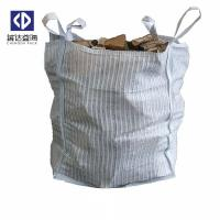 China Ventilated FIBC Bulk Bags / Bulk Firewood Bags For Potato Onion Vegetables wholesale