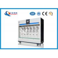 Buy cheap Robot Cable Bending Tester / Robot Cable Bending Fatigue Testing Machine from wholesalers