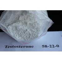 China Pharmaceutical Steroids Oral Testosterone Steroids Powder Omnadren / Primoteston CAS 58-22-0 wholesale
