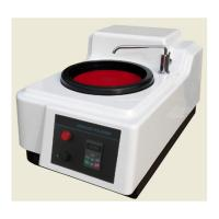 China Single DiscMetallographic Equipment  , Grinder Polisher Machine For Factories wholesale