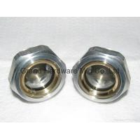 Wholesale Hexagon Aluminum Oil Sight Glass (Metric & BSP) from china suppliers