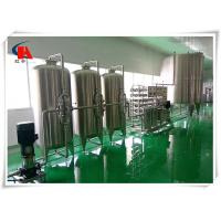 China Ultra Pure Water Purification Machine RO System Simple Operation For Industrial wholesale