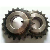 China Polishing Industrial Chain Drive Sprockets , Stainless Steel Chain Sprockets For Motorcycle wholesale