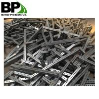 China Galvanized square tubing are used for mounting Fabric Buildings wholesale