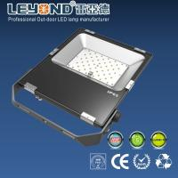 China Outdoor Flat Pad Type 110 Lm / W  3030 Chip Waterproof LED Flood Lights 50w 80w 100W 150W 200W on sale