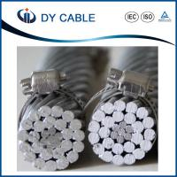 China Bare AAC/AAAC/ACSR Ravon 1/0AWG Aluminum strand wire wholesale