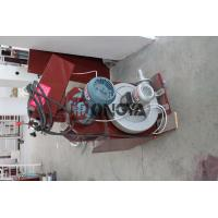 Quality High Speed Cling / Stretch Film Extruder Machine 600 - 1000mm Width with Entire Frequency Conversion Control SLW-1000 for sale