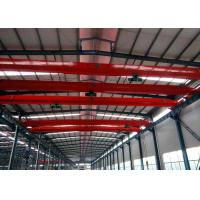 China Large Span Heavy Steel Structure Factory Workshop With Crane For Manufacturing Companies wholesale