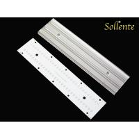 China 60 Led Linear Lens SMD 3030 With Double Beam Angle 30x90 Degree wholesale