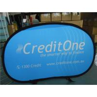 China Custom Printed Popup A Frame Banners Full Color Digital Printing wholesale