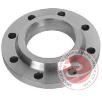 China Alloy Steel Ring Flange Open Die Forging Of 30mn - 185mn Hydraulic Press wholesale