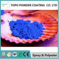 RAL 1005 Pearl Powder Coating For Architecture / Building Hammer Skin