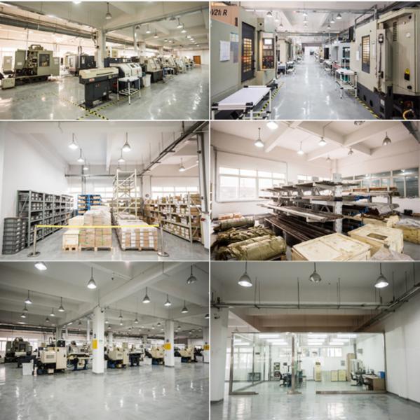 CNC Machined Aluminum Extruded Profiles