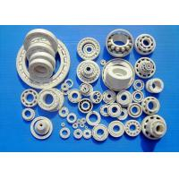 Buy cheap ZrO2 Ceramic Bearings , Full Ceramic Bearings , Cage Was Made By PTFE, GFRPA6 , from wholesalers