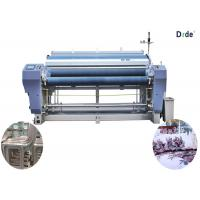 China High Density Water Powered Fabric Loom Machine Heavy Duty Plain Shedding wholesale