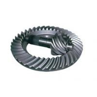 I.H.C Spiral Bevel Crown Wheel And Pinion Gear OEM Wear Resistance Ring Bevel Gear