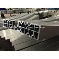 China Bending Aluminum Square Tube / Aluminium Industrial Profile Bending Industrial Tube wholesale