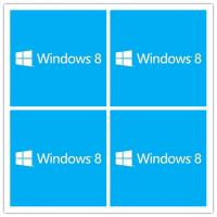 China  Win 8 Pro FPP Key OEM Key / Win 8.1 Pro Online Activation 32bit and 64bit  for sale