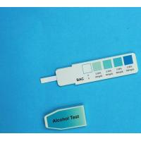 China Rapid Saliva Test Kit , Alcohol Test Strips For Drinks CE FDA Approved wholesale