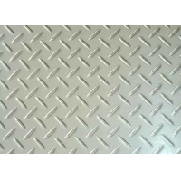 Buy cheap Elevator Floor 316L 0.8mm Stainless Steel Checkered Plate from wholesalers