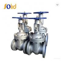 Quality ANSI Flanged CLASS 300 WCB Body Gate Valve with Prices for sale