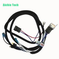 China Custom made automotive headlight wiring harness manufacturers wholesale