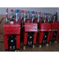 China high pressure pu spray machines wholesale