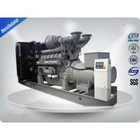 Quality Projects Used Mega Diesel Genset / 1800 rpm Mitsubishi Engine Generator Set for Standby Power for sale