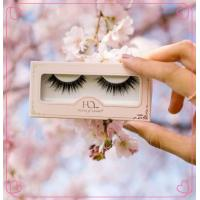 China AAAA Lovely Luxury Soft 3D Real Mink Fur Strip Eyelash wholesale