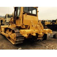 Used Caterpillar D6 bulldozer CAT D6D dozer with ripper