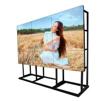 China 55 Inch Seamless LCD Video Wall Display 1920 * 1080 High Definition Long Life wholesale