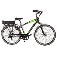 China V Brake Long Distance Electric Bicycle , Electric Battery Powered Bike wholesale