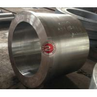 China Roller Sleeve Alloy Steel Forgings For Krupp Polysius Roller High Pressure wholesale