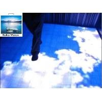 Quality P4.81 Outdoor Rental Led Backdrop Floor Display Screen High Definition High for sale