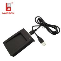 China Black FDX-B HDX RFID Tag Reader For Writing And Encoding 15 Animal ID Digits on sale